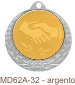 MD 32A 32 ARGENTO